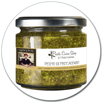 Read all: Pistachio pesto 170 GR