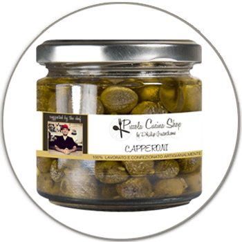Read all: Sicilian capers flavoured 170 GR
