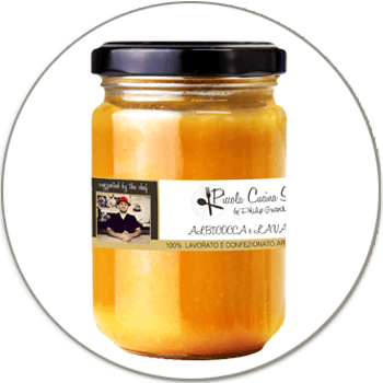 Read all: Apricot & lavender jam 160 GR