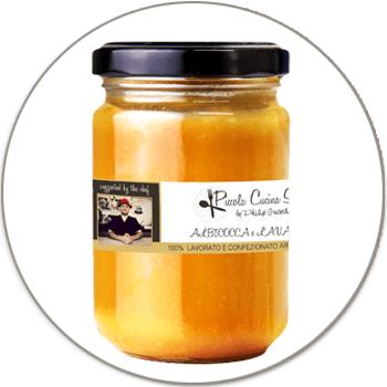Apricot & lavender jam