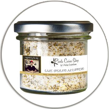 Read all: Caper flavoured sea salt 90GR