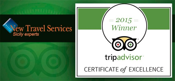 Trip Advisor Excellence Award 2015 for New Travel Services