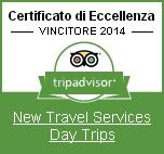 Read reviews of New Travel Service Day Trips