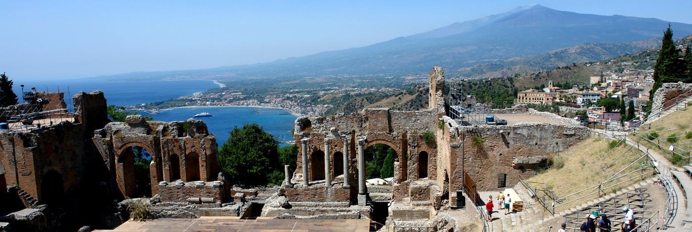 Taormina four day tour