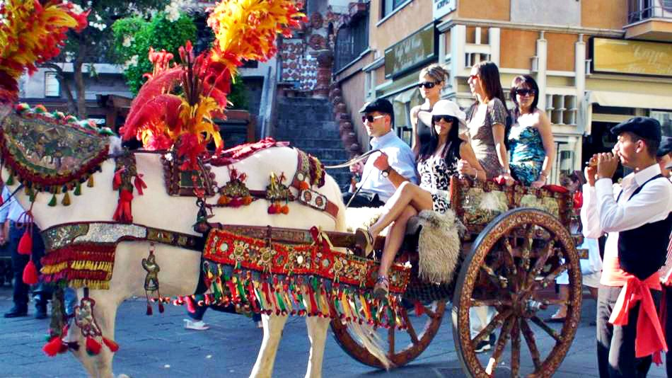 Read all: The Sicilian cart