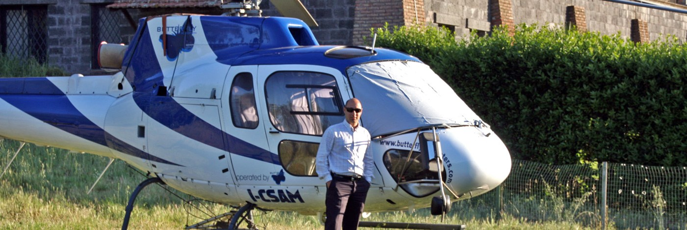 Read all: Helicopter tours