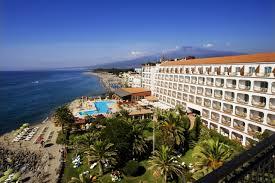 Hotel hilton naxos
